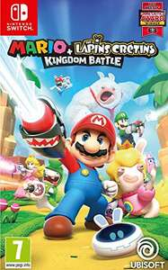 Jeu Mario + The Lapins Crétins: Kingdom Battle sur Nintendo Switch