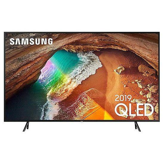 "TV 55"" Samsung QE55Q67R - 4K UHD, Qled (via ODR 100€)"