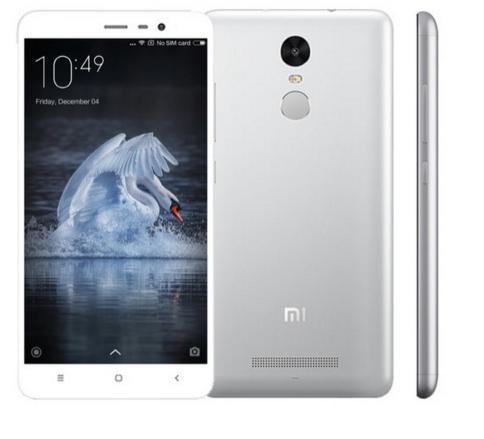 Smartphone Xiaomi Redmi Note 3 - 4G - Helio X10 - Octacore - Full HD - 16Go