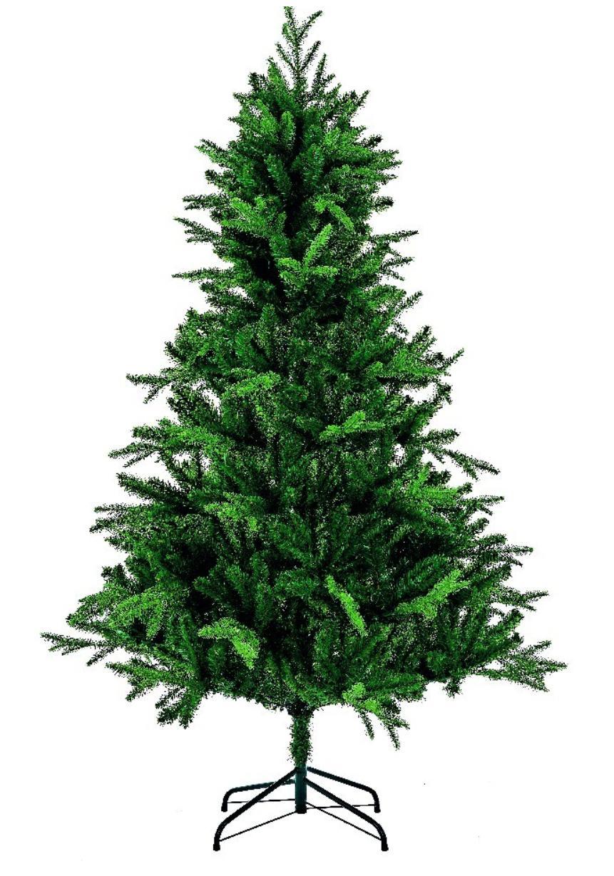 Sapin artificiel vert - 180 cm, 1090 branches
