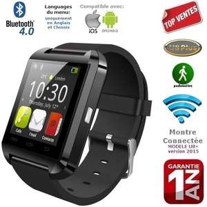 Montre connectée U8 - Bluetooth