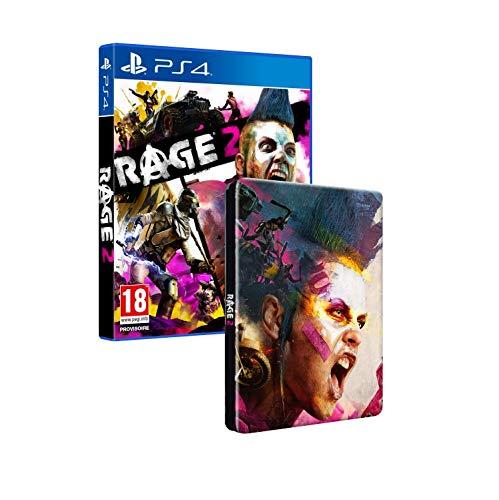 Rage 2 + Steelbook sur PS4 ou PC