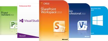 """Nombreux logiciels """"Microsoft"""" Gratuits pour les étudiants"""
