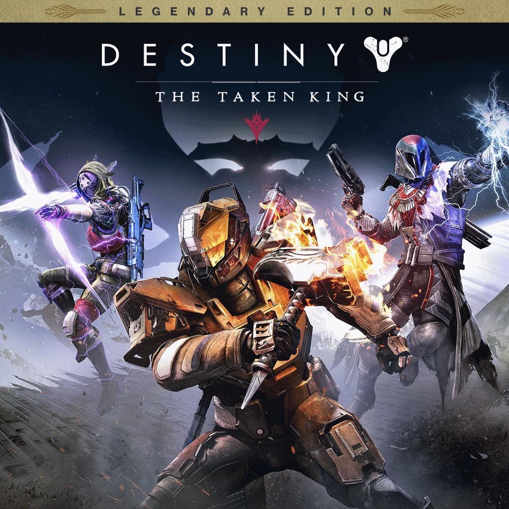 Destiny - Le Roi des Corrompus Edition Légendaire sur PS4