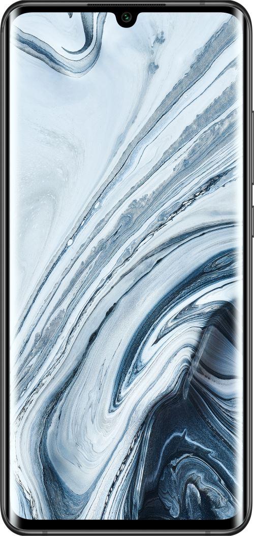 "Smartphone 6.47"" Xiaomi Mi Note 10 - Full HD+, Snapdragon 730, RAM 6 Go, 128 Go, Noir Nuit (Vendeur Tiers)"
