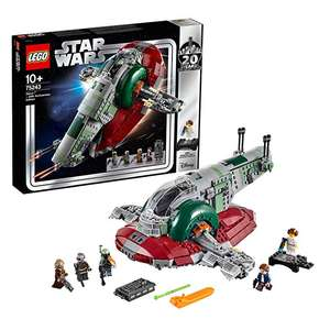 Lego Star Wars 75243 - Slave One 20ème Anniversaire
