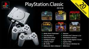 Console Sony PlayStation Classic