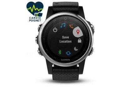Montre Connectée Garmin Fenix 5S - GPS, Multisport