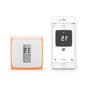 [Clients Engie] Thermostat Connecté Netatmo (via obtentions de points KiloActs)