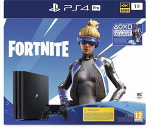 Console Sony PS4 Pro Fortnite Neo Versa - 1 To (Frontaliers Suisse)