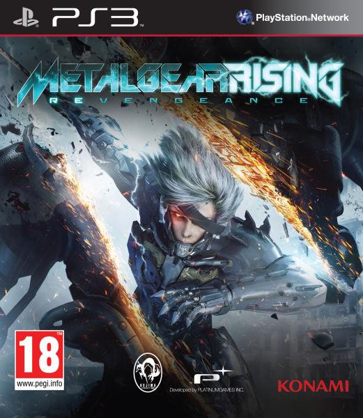 Metal Gear Rising: Revengeance sur XBOX 360 et PS3