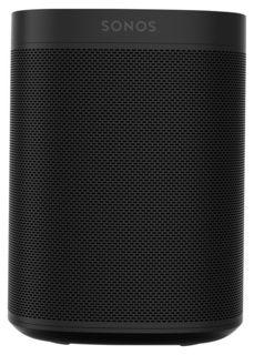 Enceinte sans-fil multiroom Sonos One - Noir ou Blanc