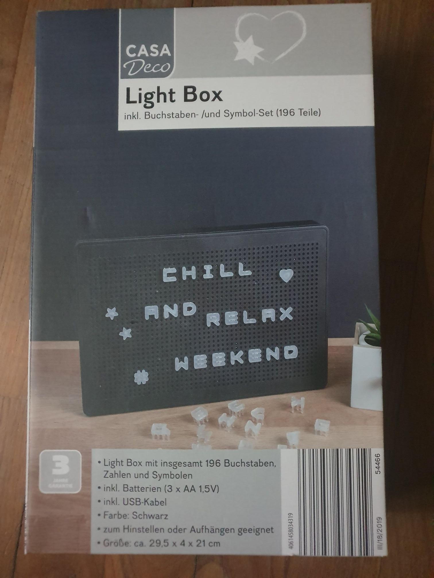 Lightbox Casa Deco - Épône (78)