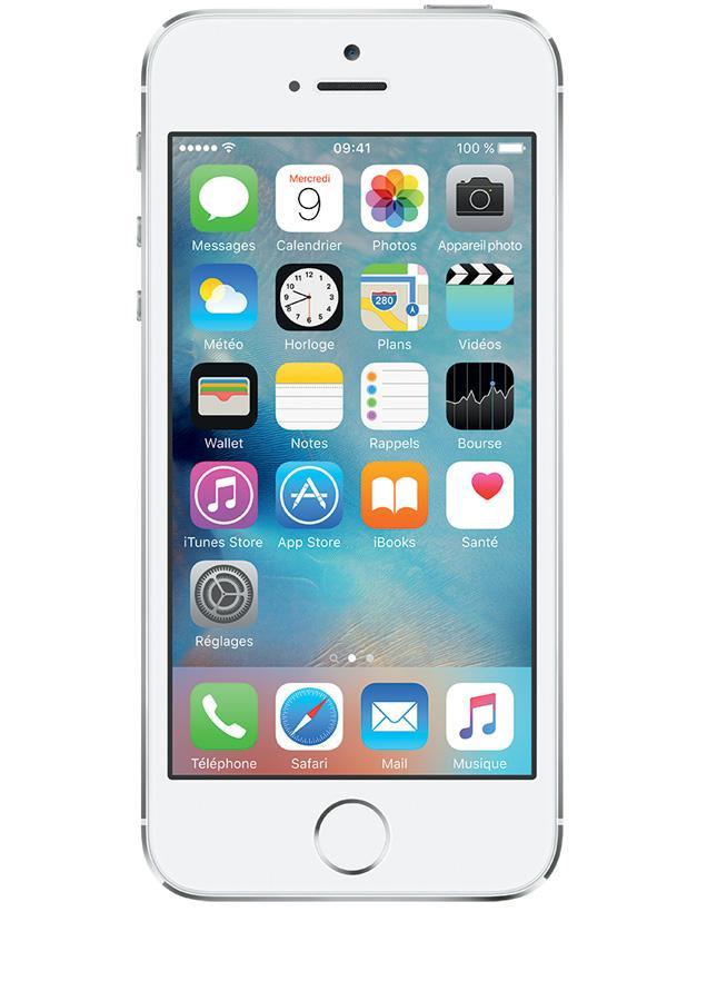 Smartphone Apple iPhone 5s 16Go - Reconditionné