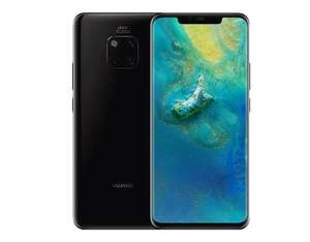 "Smartphone 6.39"" Huawei Mate 20 Pro - 6Go de RAM, 128Go ROM, Kirin 980 - Noir"