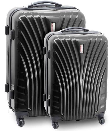 Ensemble de 2 valises Neobag NEO38 en polycarbonate