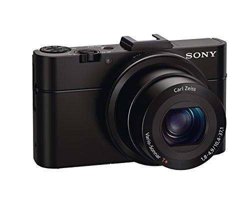 Appareil Photo Expert Large Sony DSC-RX100M2 - Capteur 1'' CMOS Exmor R, 20,2 Mpix, Optique Lumineuse