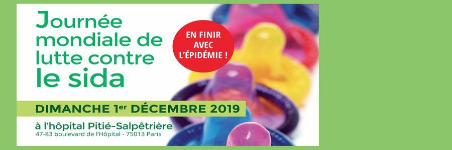 Journée Mondiale de Lutte Contre le Sida : Distribution Gratuite d'Auto Tests pour le VIH - Hôpital La Pitié-Salpêtrière - Paris (75)