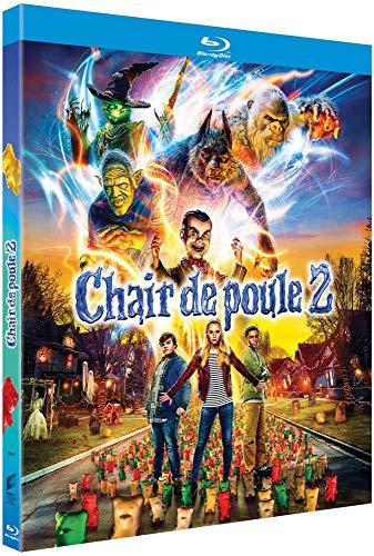 Sélection de Blu-ray en promotion - Ex: Blu-ray Chair de Poule 2 : Les Fantômes d'halloween