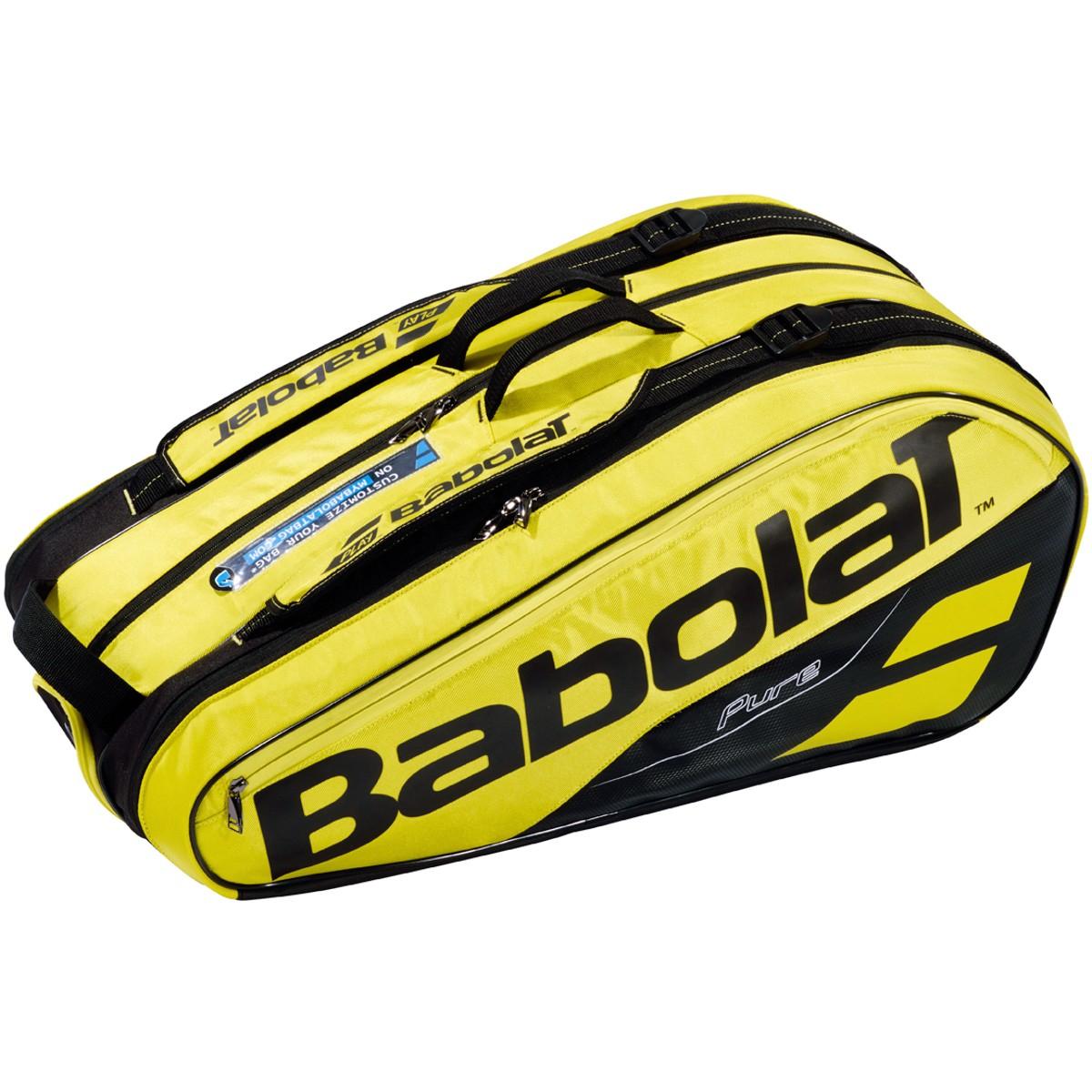 Sac de Tennis Babolat 9 raquettes (tennispro.fr)