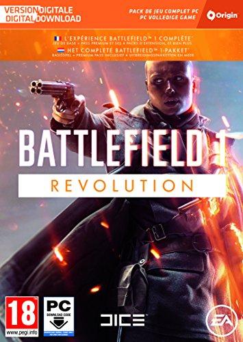 Battlefield 1 - Édition Revolution (Dématérialisé - Origin)