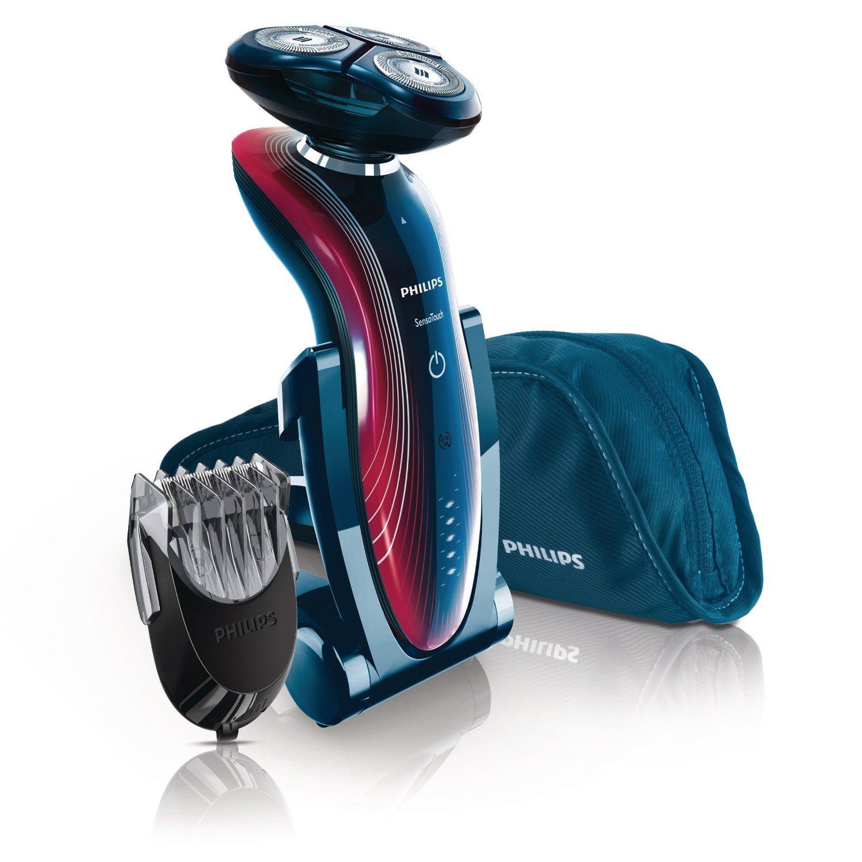 Rasoir Tondeuse Philips RQ1175/32 Wet & Dry Senso Touch 2D