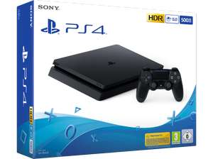 Console Sony PlayStation 4 Slim 500Go (Frontaliers Suisse)