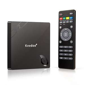 Box TV Android Keedox X2