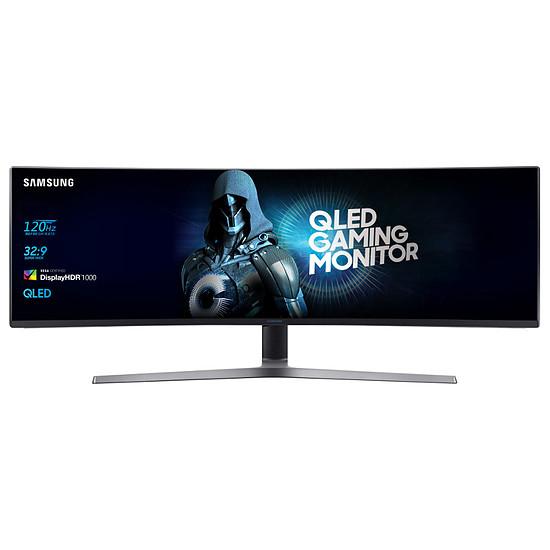 "Écran PC incurvé 48.9"" Samsung C49RG90 - 5120x1440, QLED VA, FREESYNC"
