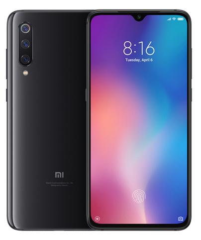 "Smartphone 6.39"" Xiaomi Mi 9 - 128 Go + Coque"