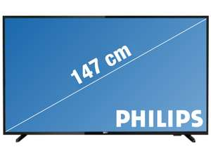 "TV 58"" LED Philips 58PUS6203/12 - 4K UHD (Frontaliers Suisse)"