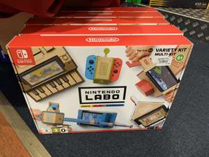Nintendo Labo Multi kit - Incarville (27)