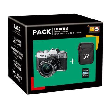 [Adhérents] Appareil Photo Hybride Fujifilm X-T20 + Objectif XF 18-55 mm F2.8-4 R LM OIS + Etui Noir + Carte SD 16 Go (Frontaliers Belgique)