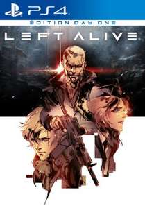 Left Alive Day one Edition sur PS4