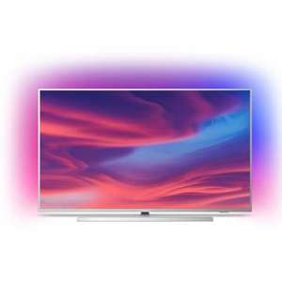 "TV 55"" Philips 55PUS7304 - 4K UHD, Ambilight 3 côtés, Android TV"