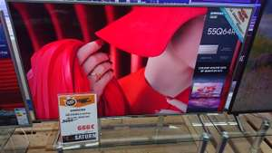"TV 55"" Samsung qe55q64 - 4K UHD (Frontaliers Luxembourg)"