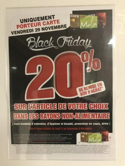 20% offerts en bon d'achat sur l'article de votre choix - Rennes (35)