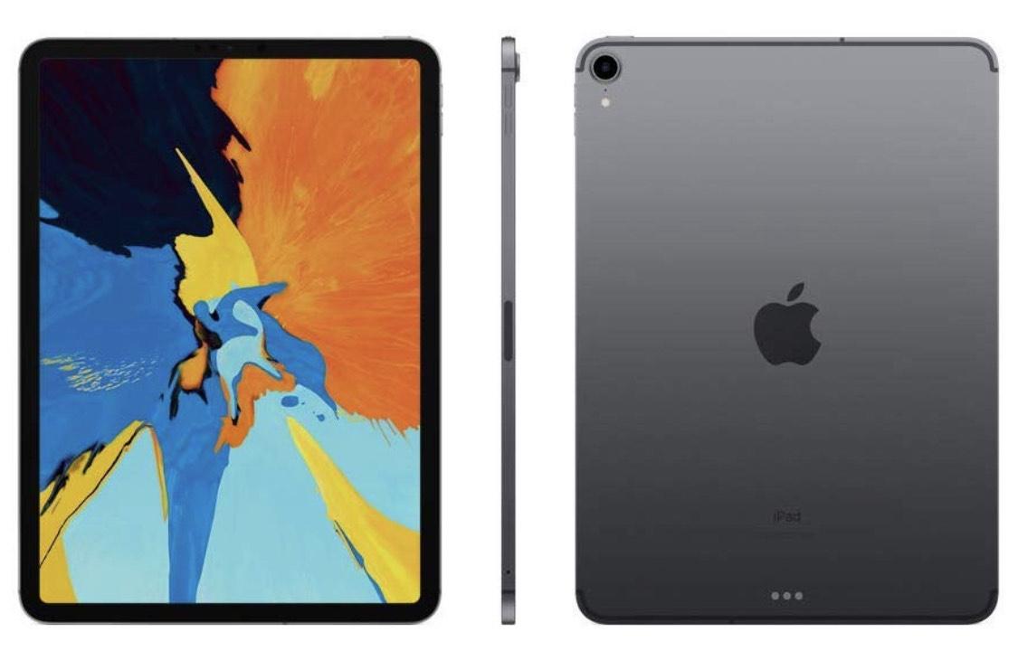 "Tablette 11"" Apple iPad Pro 2018 - 64 Go, WiFi + 4G"