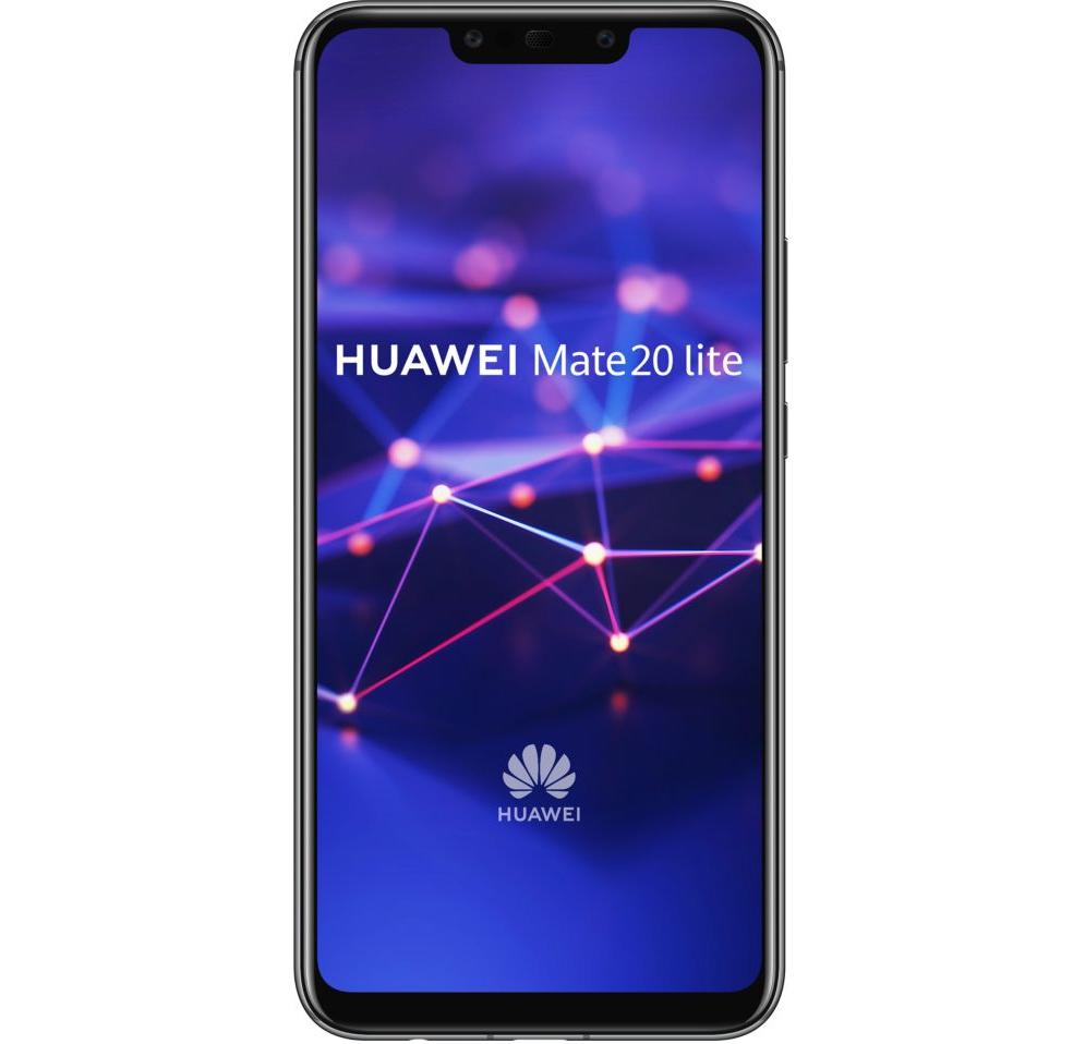 """Smartphone 6.3"""" Huawei Mate 20 Lite - 4 Go RAM, 64 Go (Noir)"""