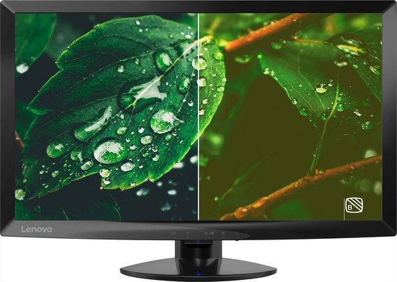 "Ecran PC 24"" Lenovo D24-10 - Full HD"