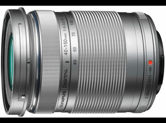 Téléobjectif Olympus M.Zuiko Digital ED 40‑150mm F4-5.6 (Frontaliers Belgique)
