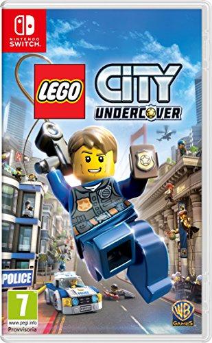 Jeu Lego City Undercover sur Nintendo Switch