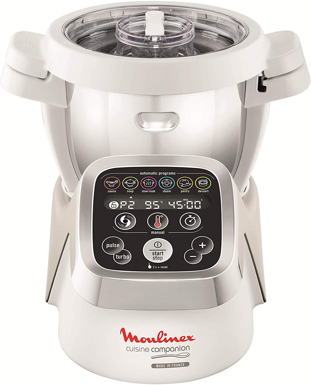 Robot cuisine Moulinex Companion HF802AA1 - 4.5L