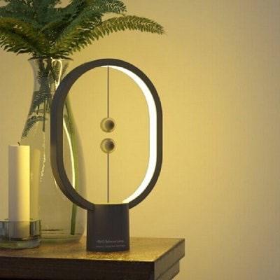 Lampe de Table LED Utorch DH09 avec Equilibre Magnétique