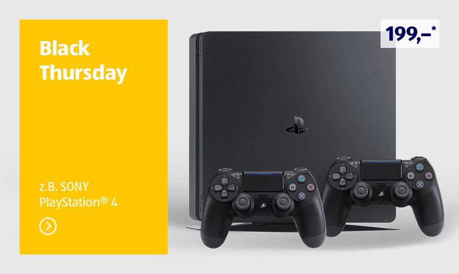 Console Sony PS4 500 Go + 2ème manette DS4 - Aldi sud (Frontaliers Allemagne)