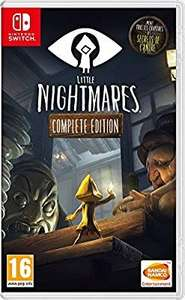 Little Nightmares Complete Edition sur Switch