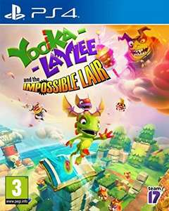 Jeu Yooka-Laylee and The Impossible Lair sur PS4 ou Xbox One