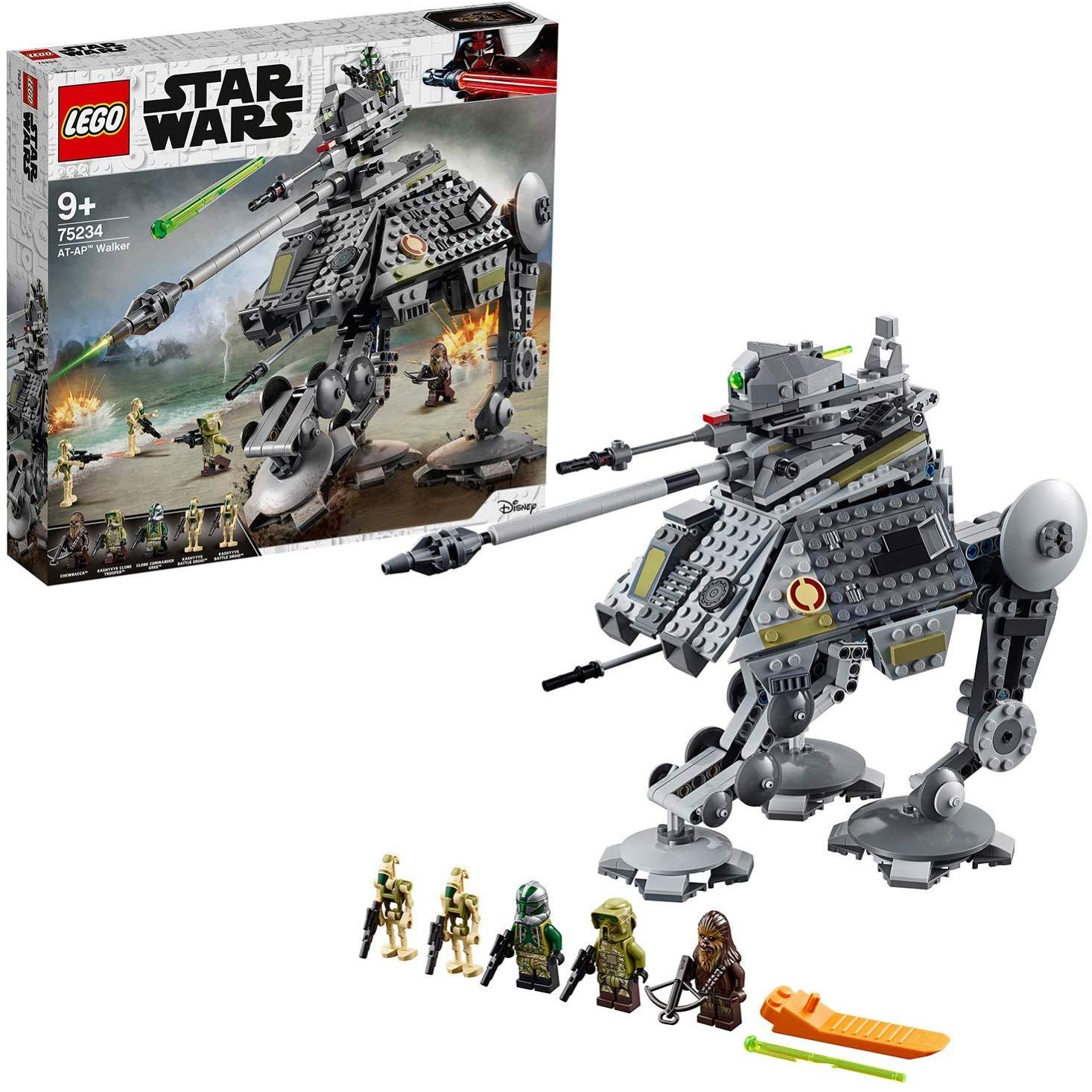 Jeu de construction Lego : Star Wars AT-AP - 75234