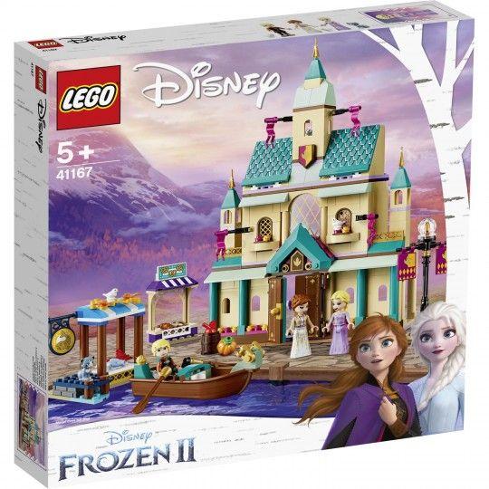 Jeu de Construction Lego Disney Princess Le château d'Arendelle 41167