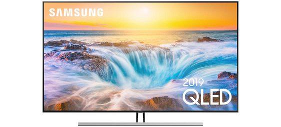 """TV 55"""" Samsung QE55Q85R - 4K UHD, QLED (via ODR de 200€)"""